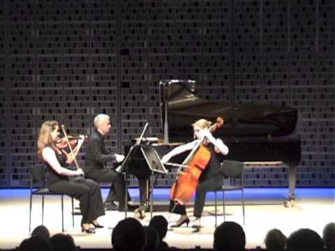 Erik Bergman: Trio Op. 2, ii. Tranquillo
