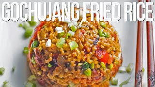 Download Video The Best Gochujang Bacon Fried Rice | SAM THE COOKING GUY MP3 3GP MP4