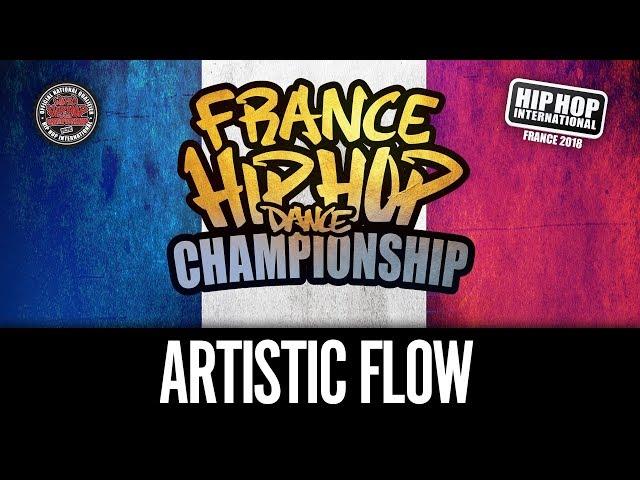 ARTISTIC FLOW - Hip Hop International France 2018 - Catégorie Adulte @hhifrance (1ère Place Adulte)