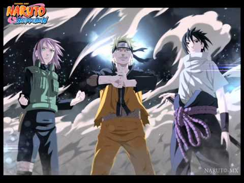 Naruto Shippuden Ending 29 Flame by