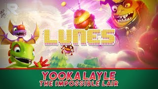 HOY LO TERMINAMOS! Yooka-Laylee and the Impossible Lair  EN VIVO