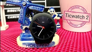 Ticwatch 2 Review - Android and iOS Smartwatch with OLED Display