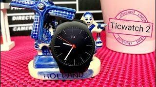 TICWATCH 2 Review - Stylish OLED Smartwatch