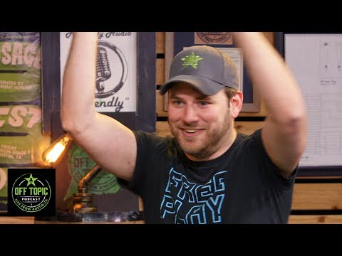 We've Got The Fire In Our Eyes - Off Topic #142