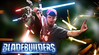 ULTIMATE LIGHTSABER - Star Wars Blade Builders | Toy Chest