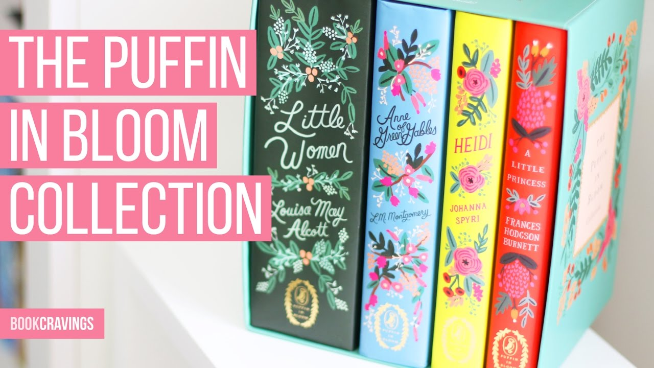 Puffin In Bloom Collection Bookcravings Youtube