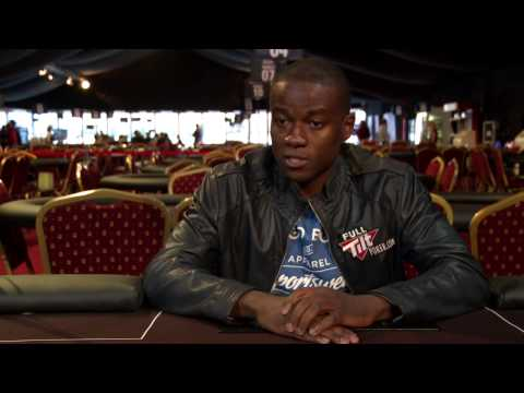 Full Tilt Poker Tour Ambassador Martins Adeniya - Poker Strategy
