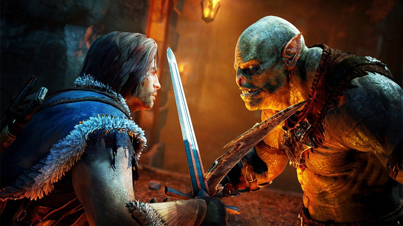 Middle-Earth Shadow of Mordor Gameplay (PS4 - Xbox One)