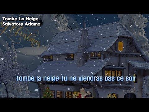 눈이 내리네 -Tombe La Neige - Salvatore Adamo