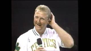 Larry Bird Night (Complete) - February 1993