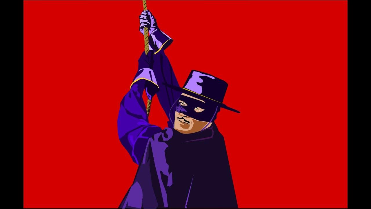 Zorro Generique Dessin Anime 2d 2016 Youtube
