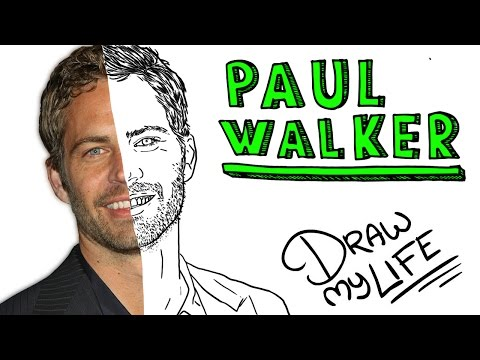 PAUL WALKER | Draw My Life En Español