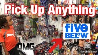 Telling My Kids To Buy Anything  At 5 BELLOW | 5 Below Walkthrough