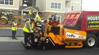 Video still for LeeBoy's NEW HD Electric Legend Screed