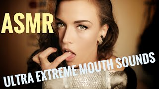 Most ULTRA EXTREME mouth sounds ever - ASMR Gina Carla