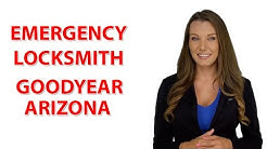 24-Hour Emergency Locksmith Goodyear Arizona Call (602) 313-0105