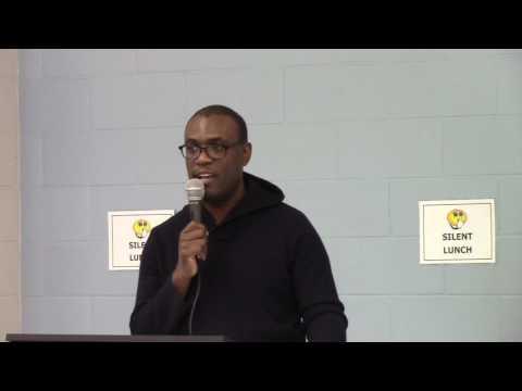 Aaron Walker's keynote speech