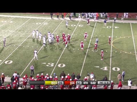 Football CCC vs Dodge City