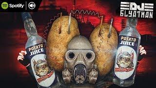 Смотреть клип Dj Blyatman - Potato Juice