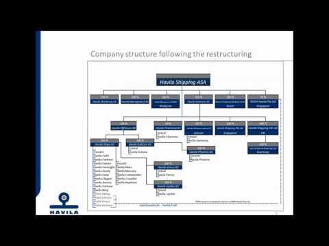 Selskapspresentasjon - Havila Shipping holdes flytende