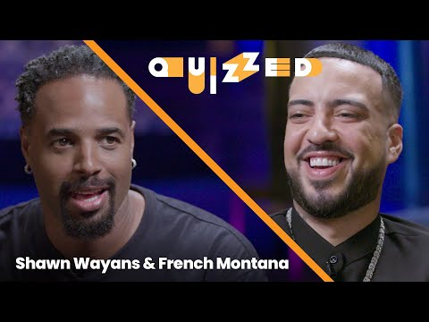 image for Shawn Wayans Tests French Montana On White Chicks!!!