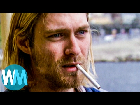 One of Kurt Cobain's Final Interviews - Incl. Extremely Rare