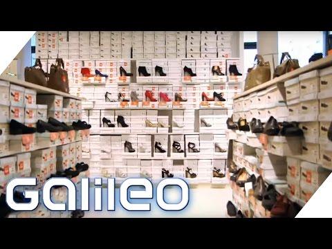 Deichmann: Der erfolgreichste Schuh-Discounter Europas | Galileo | ProSieben