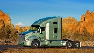 Дальнобой по США. Трак Семёна. Обзор Kenworth T680. Американские грузовики