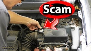 5 Mechanic Scams Everyone Falls For