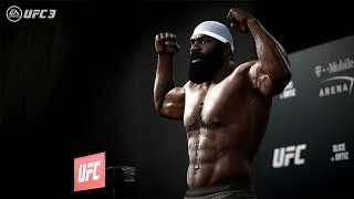 EA Sports UFC 3 Icons Edition #1 - KIMBO SLICE IMMORTALIZED!!