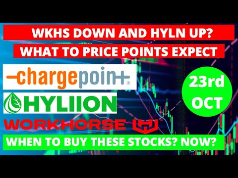 Download WKHS, SBE & HYLN STOCKS TRADING TODAY! WHERE TO BUY THESE STOCKS GOING FORWARD?