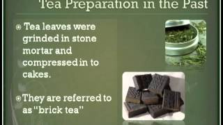 Chinese Tea: China Tea - First of Its Kind