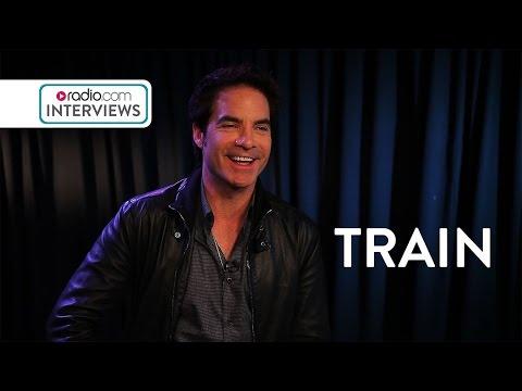 Pat Monahan of Train: