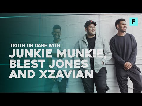 Truth or Dare with Junkie Munkie, Blest Jones and Xzavian