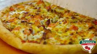 Bacon Cheeseburger Pizza - Sarpino's Pizzeria Video