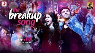 The Breakup Song | Ae Dil Hai Mushkil | Arijit Singh, Badshah | Ranbir, Anushka, Aishwarya