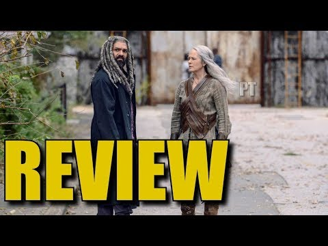 The Walking Dead Season 9 Episode 15 Review Recap & Discussion - The Fair Did Not Disappoint