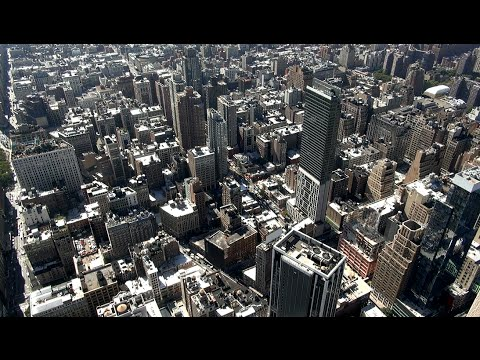 Empire State Building Tour - Best View in New York City in HD