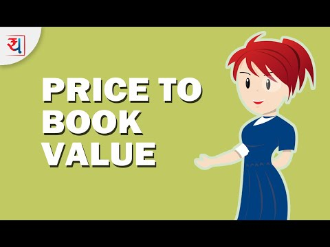 Price To Book Value Ratio | What Is P/BV Ratio? | What Is Book Value Of Share?