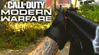 RAW GAMEPLAY of Call of Duty: Modern Warfare's Multiplayer! (NEW GUNS)