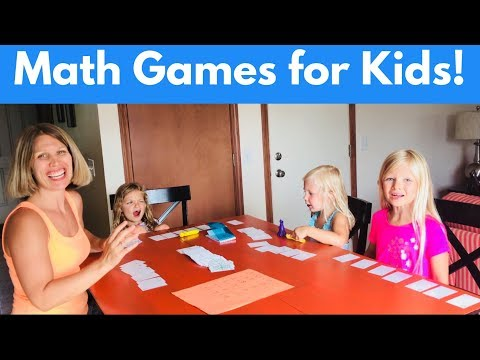 Math Games - Go FISH!