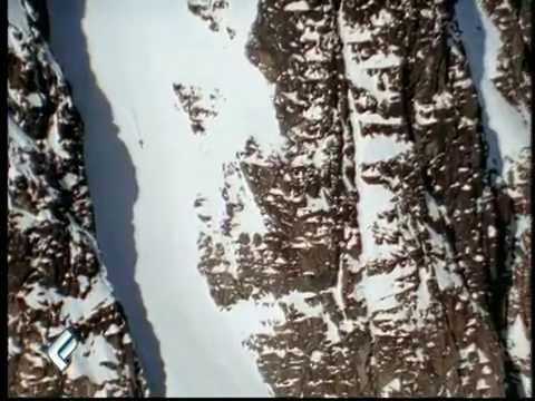 US Extreme Skiing Championships with Crashes| Crested Butte Colorado