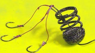 Каша - пластилин для ловли на соску. My fishing