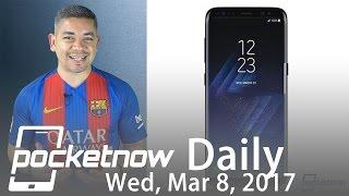 Samsung Galaxy S8 crazy price, iPhone X prototypes & more - Pocketnow Daily