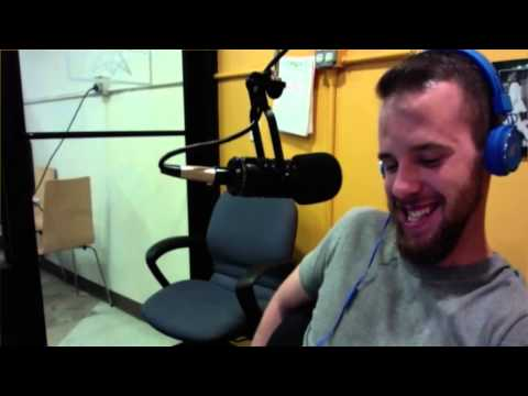 Patrick White Radio Interview