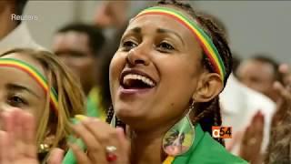 Ethiopian Prime Minister Diaspora