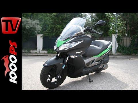 2015 | Kawasaki J300 Test | 300er Roller Testserie