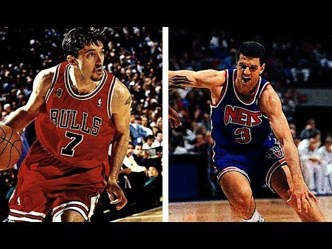 Top 10 Croatian NBA Players of All Time - YouTube