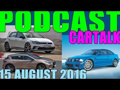 Podcast Cartalk Dubai Eye 15 August 2016