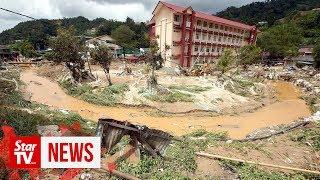 TNB set to compensate 100 Cameron Highlands flood victims